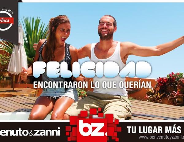 Benvenuto y Zanni